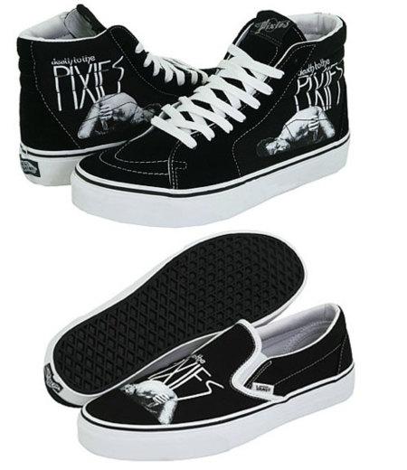 Las Vans de los Pixies