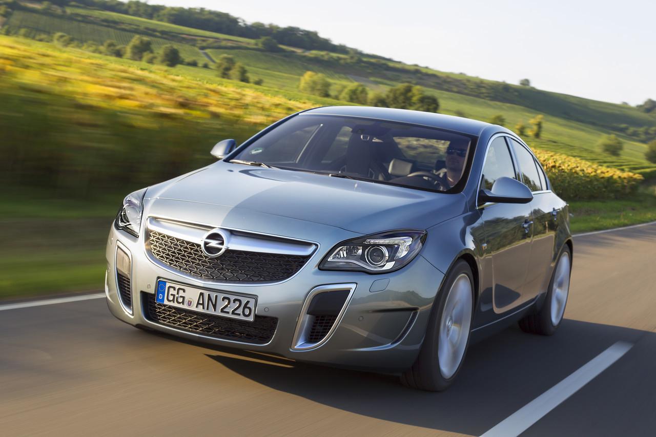 Foto de Opel Insignia OPC 2014 (1/40)