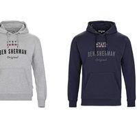 Oferta flash en las sudaderas con capucha Ben Sherman Original Hoodie: hasta las 22h tienen un precio de 22,49 euros en Amazon