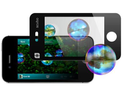 La experiencia 3D llega a mi iPhone de la mano de Scubo