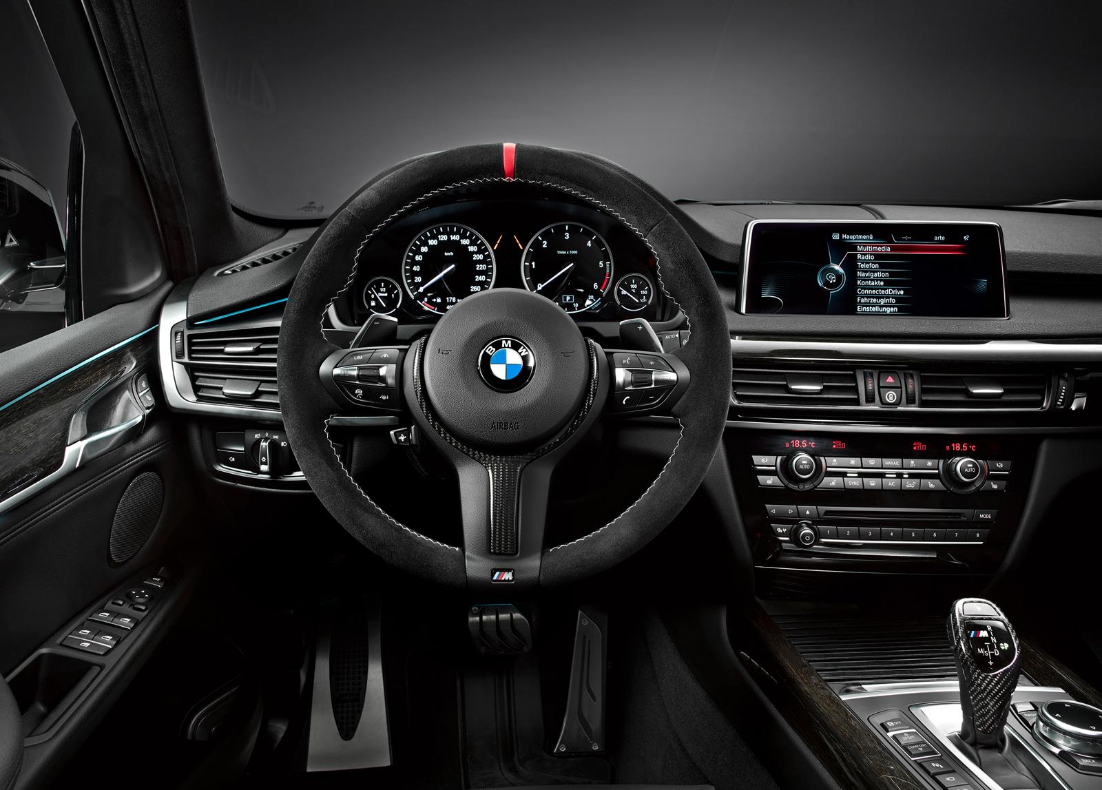 Foto de BMW X5 M Performance (2/11)