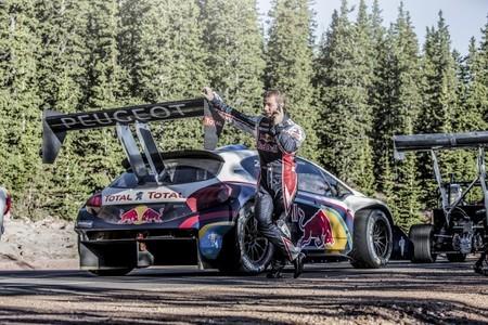 Peugeot quiere volver a Pikes Peak para bajar de la barrera de los 8 minutos