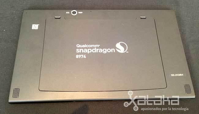 Foto de Qualcomm Snapdragon 800 a examen (7/28)