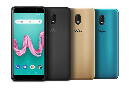 Wiko Lenny 5: nueva apuesta por Android Go con 5,7 pulgadas, 2.800 mAh y 109 euros de precio