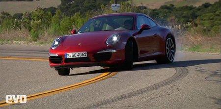 EVO disfruta del nuevo Porsche 911 Carrera S