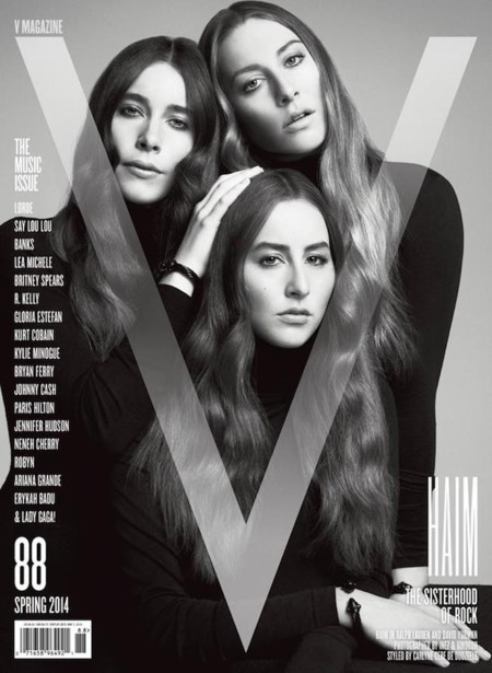 ¡Viva la buena música! ¡Y que viva V Magazine!