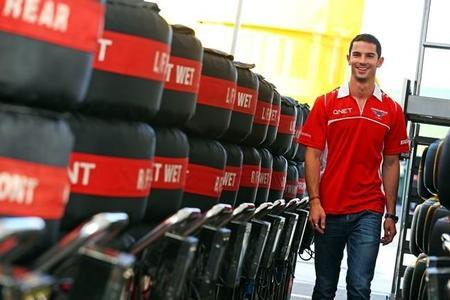 Alexander Rossi temió quedarse fuera de la F1 tras salir de Caterham