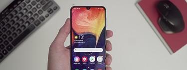 Samsung Galaxy A50, análisis: por menos de 300 euros Samsung puede luchar en relación calidad/precio