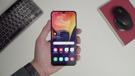 Samsung Galaxy A50 Review Xataka General En Mano
