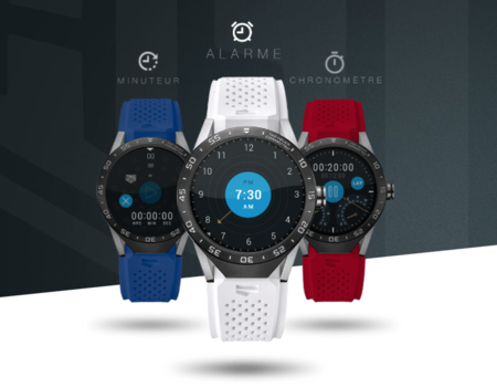Ya está en Colombia el primer reloj inteligente de Tag Heuer