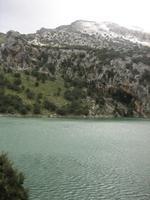 El Gorg Blau en Mallorca