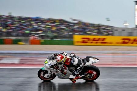Dominique Aegerter Moto2 3