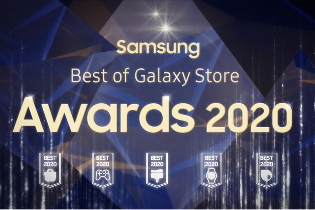 Éstas aire las mejores apps del año en la Galaxy™ Store de Samsung