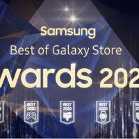 Éstas son las mejores apps del año en la Galaxy Store de Samsung