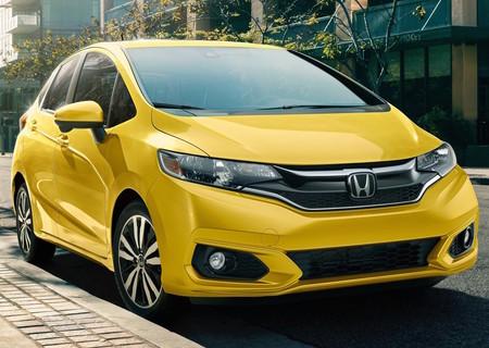 Honda Fit 2018 Precios Versiones Y Equipamiento En Mexico