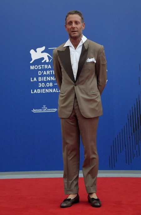 Lapo Elkann Red Carpet Venice Film Festival 2