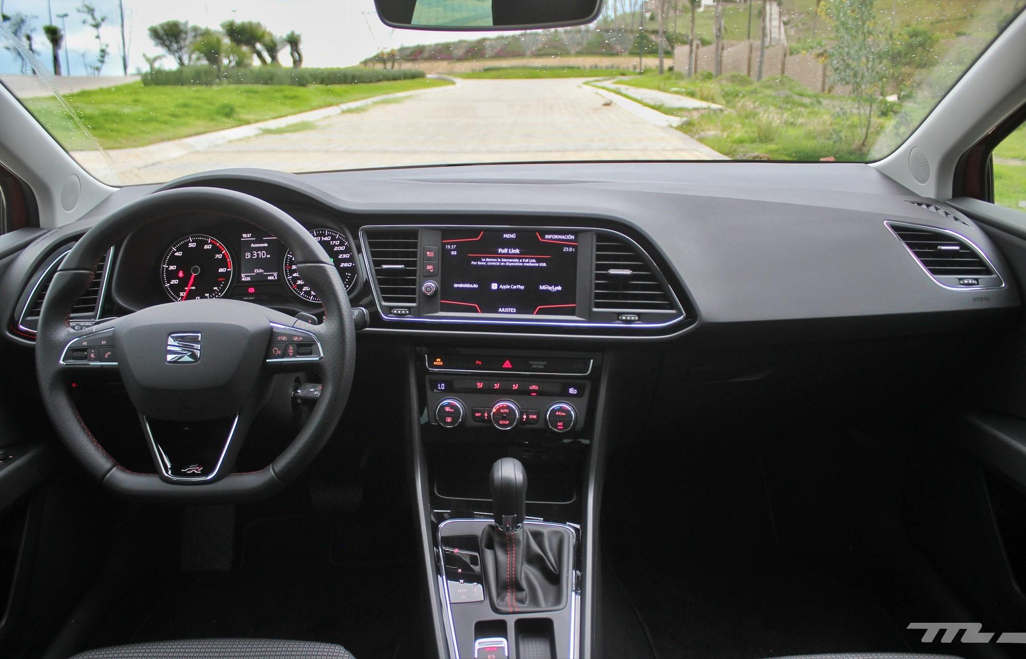 Foto de SEAT León FR (18/25)