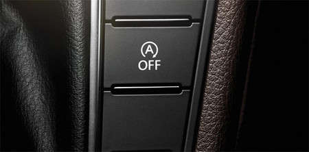 Pulsador para conexión y desconexión de sistema Start Stop