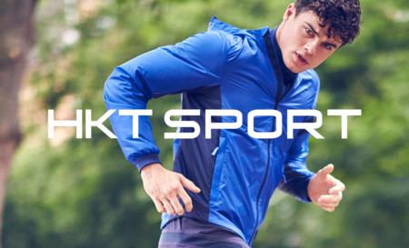 HKT Sport: La colección de Hackett para hacer deporte como todo un gentleman