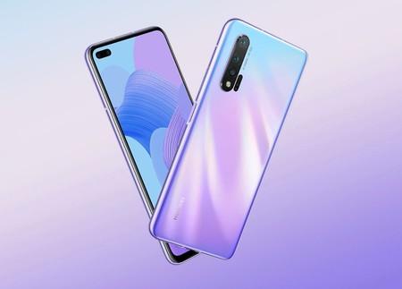 Huawei Nova 6: la gama alta del fabricante chino no se detiene; pantalla agujereada, Kirin 990 y 5G a precio reducido