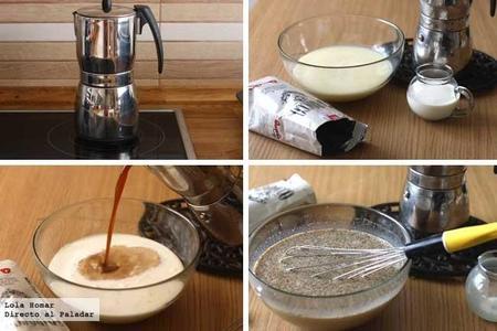 Helado de café vietnamita