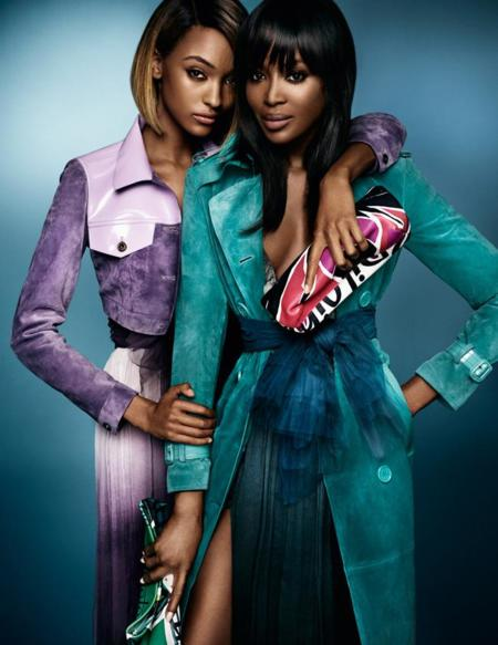 Burberry Spring Summer 2015 Campaign