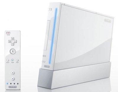 Wii, más datos
