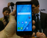 ASUS Zenphone Selfie, toma de contacto