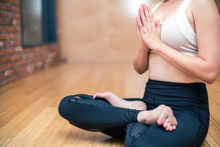 Yoga Embarazo Padmasana