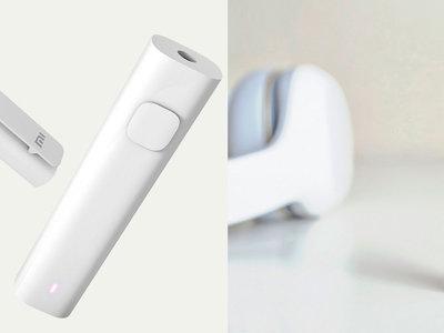 La solución de Xiaomi al dilema del minijack: convertir auriculares con cable en inalámbricos con un receptor Bluetooth