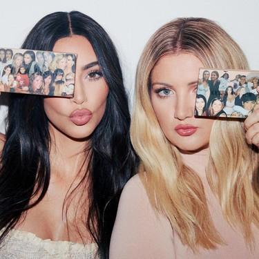Kim Kardashian colabora con una de sus amigas de la infancia para lanzar una nueva colección de maquillaje