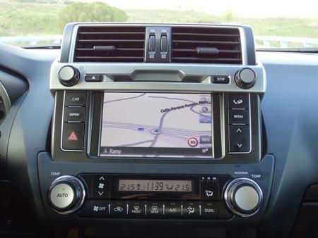 Pruebatoyotalandcruiser Detalles GPS
