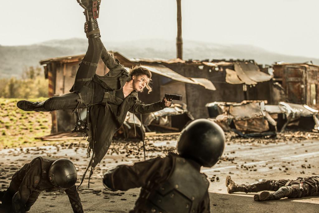 Milla Jovovich Resident Evil El Capitulo Final