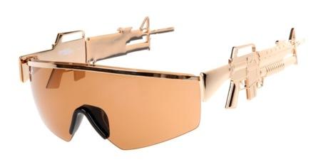 Las gafas más gangsta de Jeremy Scott para primavera-verano 2013