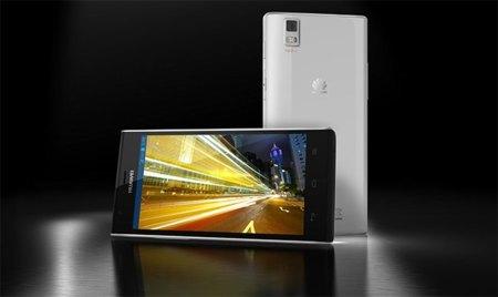 Huawei Ascend P2, comparativa con sus rivales