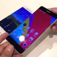 El Oppo R7 vuelve a dar la cara en vídeo para deleitarnos con su diseño sin marcos