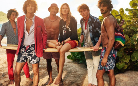 Tommy Hilfiger 2016 Spring Summer Mens Campaign 003 800x500