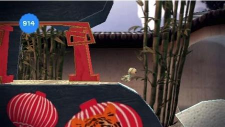 'LittleBigPlanet PSP'. Tráiler debut y capturas [E3 2009]