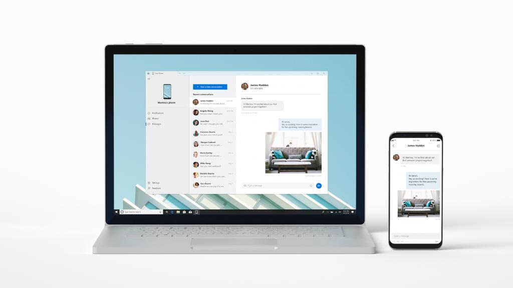 La app Tu Teléfono ya soporta las notificiaciones de <strong>Android℗</strong> en <strong>Windows℗</strong> 10 junto con otras atrayentes mejoras»>     </p> <p>Hoy volvemos a conversar de la la app <a href=