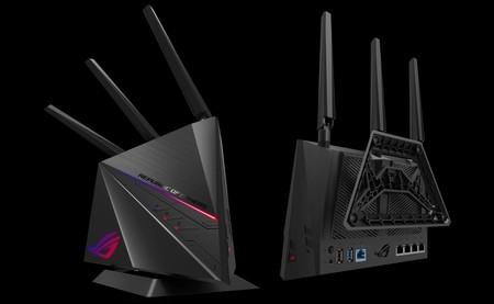 ASUS anuncia el lanzamiento del ROG Capture GT-AC2900, su nuevo router Wi-Fi para videojuegos