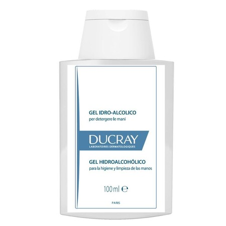 gel higienizante de Ducray