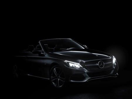 Este teaser sirve para confirmar que el Mercedes Clase C Cabrio está al caer