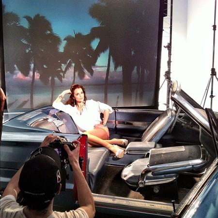 A Paula Echevarría y Quim Gutiérrez, ¡qué bien les sienta los modelis de Blanco!