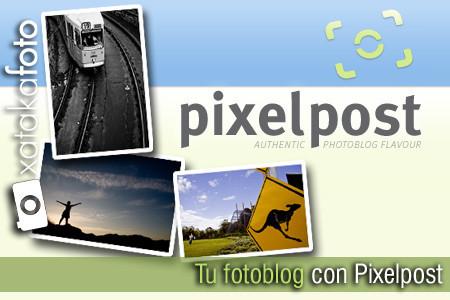 Tu fotoblog... con Pixelpost
