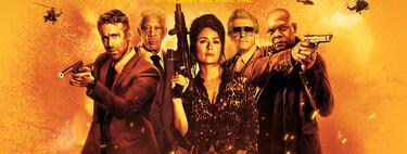 'El otro guardaespaldas 2': una Salma Hayek desatada y la acción de Patrick Hughes destacan en una secuela menos inspirada que la original