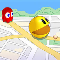Pac-Man se dedicará a comer fantasmas por todas las calles del mundo con el juego para móviles Pac-Man Geo