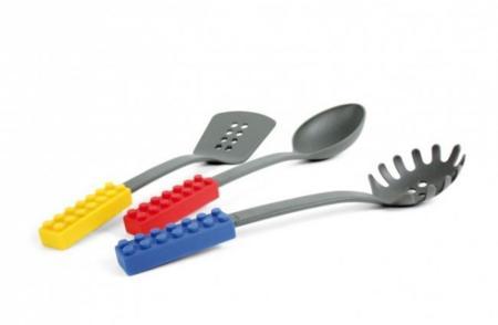 Cooking Blocks, utensilios de cocina con apariencia de bloques de Lego