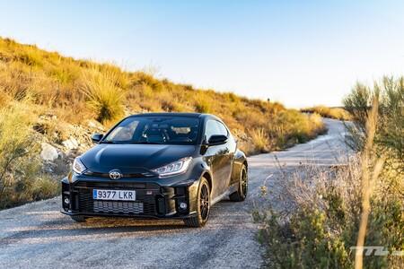 Toyota Gr Yaris 2020 11
