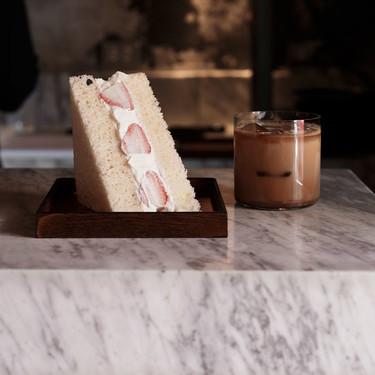 Enomoto, una cafetería íntima en CDMX con sándwiches japoneses perfectos
