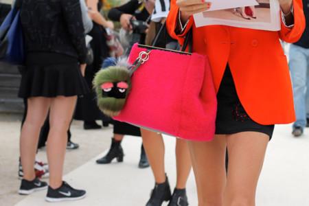 Detalle bolso Fendi